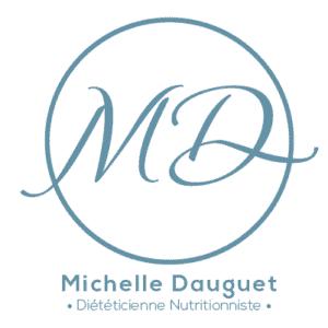 Logo Michelle Dauguet complet