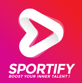 Logo partenaire sportif sportify